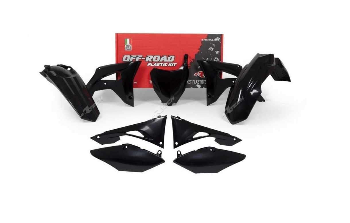 HONDA CRF 450 2017-2020, CRF 250 2018-2020 BLACK