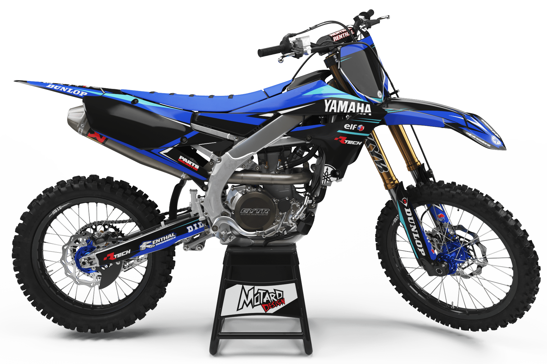 YAMAHA GRAPHICS KIT - CAPPA